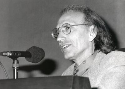 José Luis Alonso de Santos. Mesa redonda con motivo de la presentación del Catálogo de Fotografías
