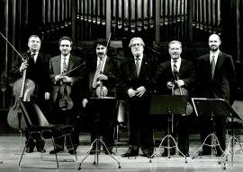 Román Alís y Cuarteto Ibérico. Concierto-Homenaje a Román Alís, 1996