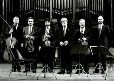 Román Alís y Cuarteto Ibérico. Concierto-Homenaje a Román Alís