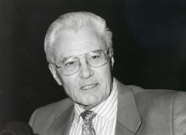 Francisco Ruiz Ramón. Ciclo de Conferencias De Valle-Inclán a Buero Vallejo: El conflicto de las mediaciones, 1997