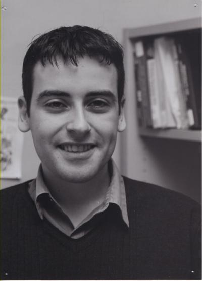 Alejandro Guerrero Ruiz. Estudiante. Curso 2002-2003