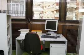 Salas de trabajo de la Biblioteca CEACS, 2010