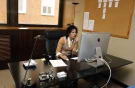 Sarah Valdez. Investigadora postdoc toral, 2011