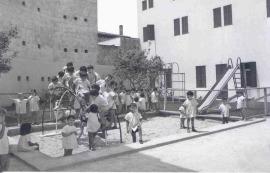 Casas-Cuna (Mallorca). Obra social, 1955