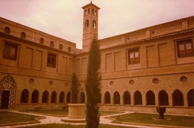 Restauración del Monasterio de Santa María de la Caridad de Tulebras (Navarra). Obra social