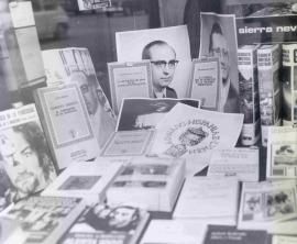 Presentación de la publicación de Olegario García de la FuenteLa búsqueda de Dios en el Antiguo Testamento, 1971