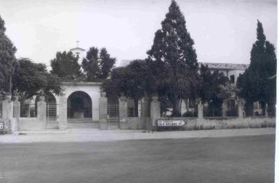Hospital y Clínica de Manacor (Mallorca). Obra social