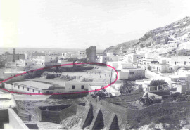 Centro de Promoción Social Virgen de la Chanca (Almería). Obra social, 1972