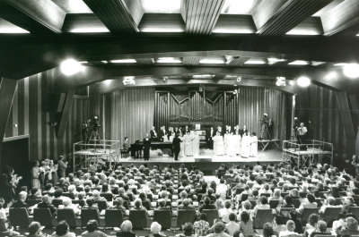 I Ciclo de música española del siglo XX. Coro de cámara de RTVE