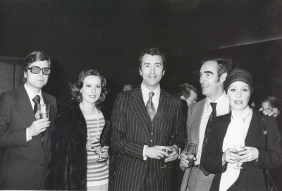Elisa Ramírez, Paco Valladares y Gemma Cuervo. Entrega de los Premios El Espectador y la Crítica
