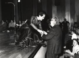 Ana Higueras y Joaquín Rodrigo. Homenaje a Joaquín Rodrigo, 1981