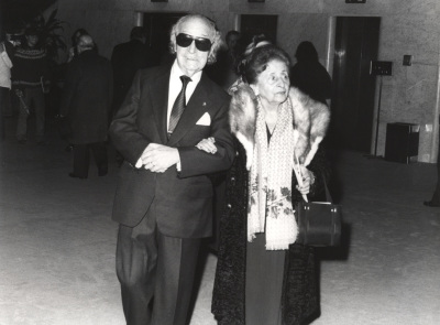 Joaquín Rodrigo y Victoria Kahmi. Homenaje a Joaquín Rodrigo