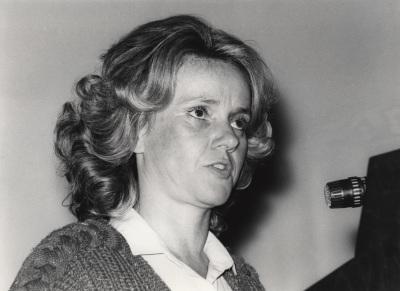 Soledad Becerril. Presentación del libro sobre Murillo