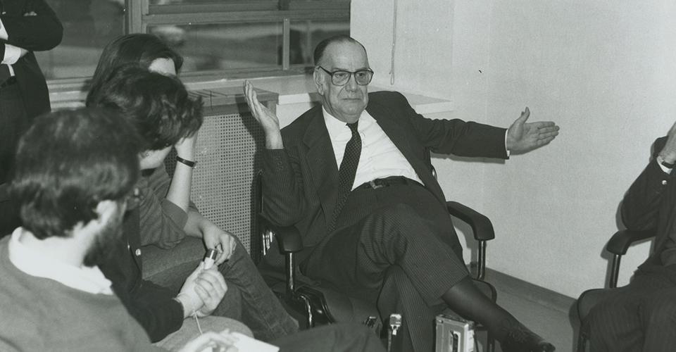 Camilo José Cela. Ciclo Literatura Española Actual. Cultural Albacete