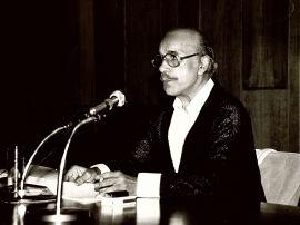 Francisco Nieva. Ciclo Literatura Viva. Cultural Albacete, 1985