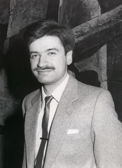 Pablo Miyar. Cuarta Tribuna de Jóvenes Compositores