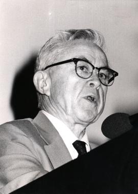 Edward Lewis. Homenaje a Antonio García Bellido, 1986