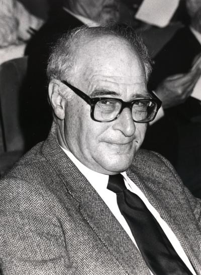Gunther Stent. Homenaje a Antonio García Bellido