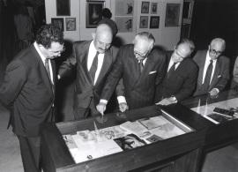 José Hierro y José Luis Yuste Grijalba. Encuentro con José Hierro, 1991