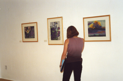 """Exposición """"Nolde visiones"""" (Acuarelas)"""