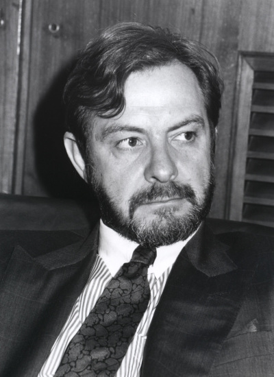 Juan Luis Cebrián. Almuerzo-Coloquio