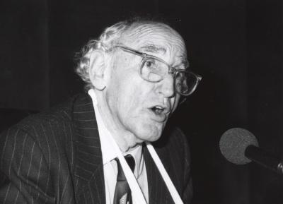 Carlos Bousoño. Encuentro con José Hierro