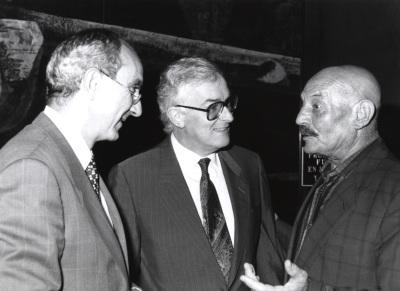 José Luis Yuste Grijalba, Víctor García de la Concha y José Hierro. Encuentro con José Hierro