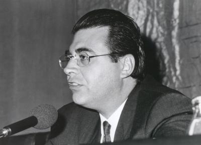 Jaime Siles. Reunión de la Sociedad Española de Estudios Clásicos