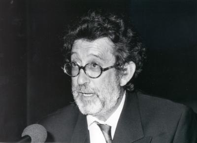 César Alonso de los Ríos. Encuentro con Miguel Delibes