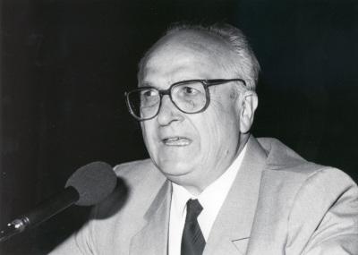 Josef Forbelsky. Encuentro con Miguel Delibes