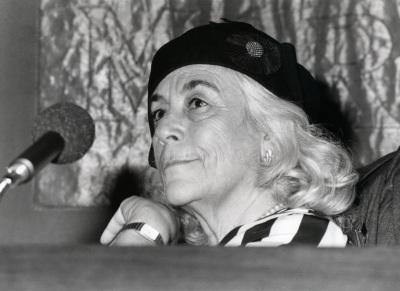 Carmen Martín Gaite. Encuentro con Miguel Delibes