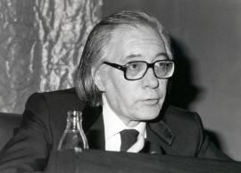 Francisco Umbral. Encuentro con Miguel Delibes, 1992
