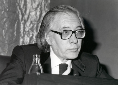 Francisco Umbral. Encuentro con Miguel Delibes