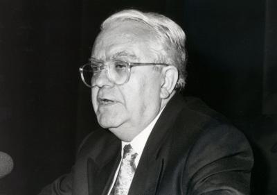 Gregorio Salvador. Encuentro con Miguel Delibes
