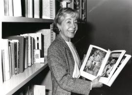 Aurora Bernárdez. Recordando a Cortázar. Donación de la Biblioteca Julio Cortázar a la Fundación Juan March, 1993