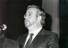 José María Guelbenzu. Recordando a Cortázar. Donación de la Biblioteca Julio Cortázar a la Fundación Juan March, 1993