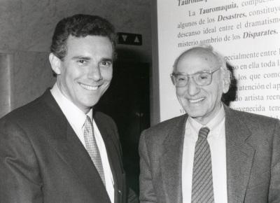 Alejandro Duque Amusco y Carlos Bousoño. Encuentros con Carlos Bousoño