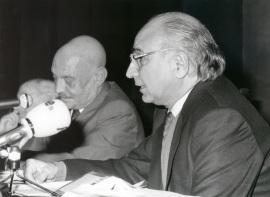 José Hierro y Francisco Brines. Encuentros con Carlos Bousoño, 1994