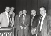 Alejandro Duque Amusco, Fernando G. Delgado, José Hierro, Carlos Bousoño, Francisco Brines y Claudio Rodríguez. Encuentros con Carlos Bousoño, 1994