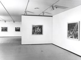 Vista parcial de la exposición Schmidt-Rottluff Colección Brücke-Museum Berlin, 2000