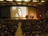 Cuarteto Gauguin. Concierto con motivo de la exposición Roy Lichtenstein: De principio a fin, 2007