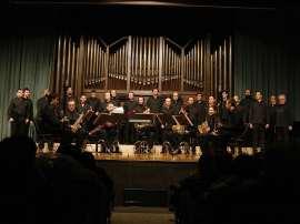 Coro y Orquesta de la Comunidad de Madrid y Jordi Casas. Concierto con motivo de la exposición Tarsila do Amaral, 2009