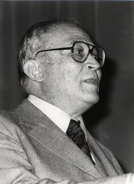 Fernando Zobel. Conferencia inaugural de la Exposición Arte USA, 1977