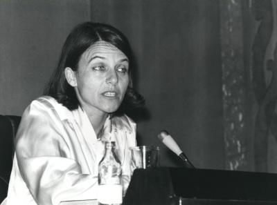 Teresa Rita Lopes. Conferencia inaugural de la exposición Pessoa