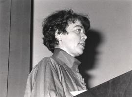 Sabine Fehlemann. Conferencia inaugural de la Exposición De Marées a Picasso: Obras maestras del museo Wuppertal, 1986