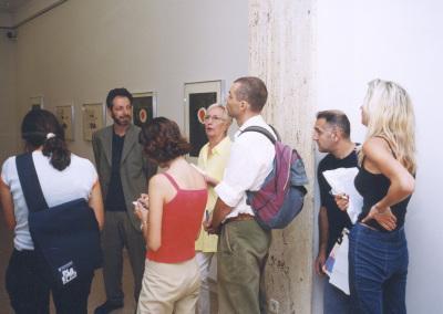 Sanford Hirsch. Exposición Gottlieb: Monotipos