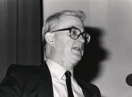 Michael Compton. Conferencia inaugural de la Exposición Mark Rothko, 1987
