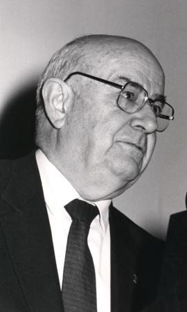 Julián Gállego. Exposición René Magritte, 1989