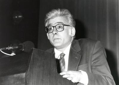 Ángel González García. Exposición Malevich Colección del Museo Estatal Ruso, San Petersburgo