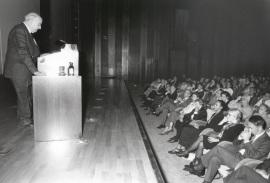 Julián Gállego. Conferencia inaugural de la exposición Georges Rouault, 1995